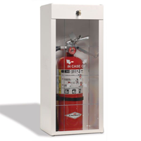 Fire Extinguisher Metal Cabinets in Sacramento, California | Brooks